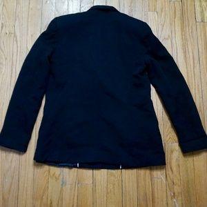 Mango Jackets & Coats - MANGO Oversized Black Suit Jacket Size XS